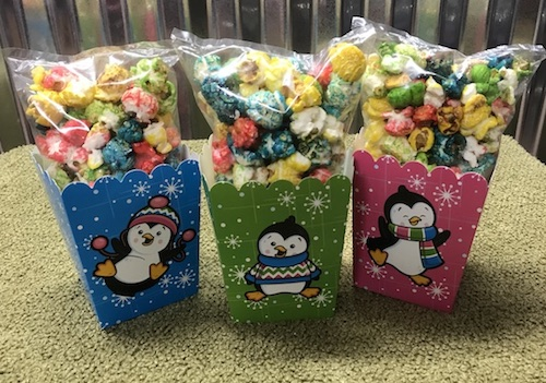 Kettle Corn Party favors